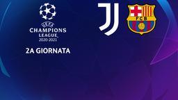 Juventus - Barcellona. 2a g.