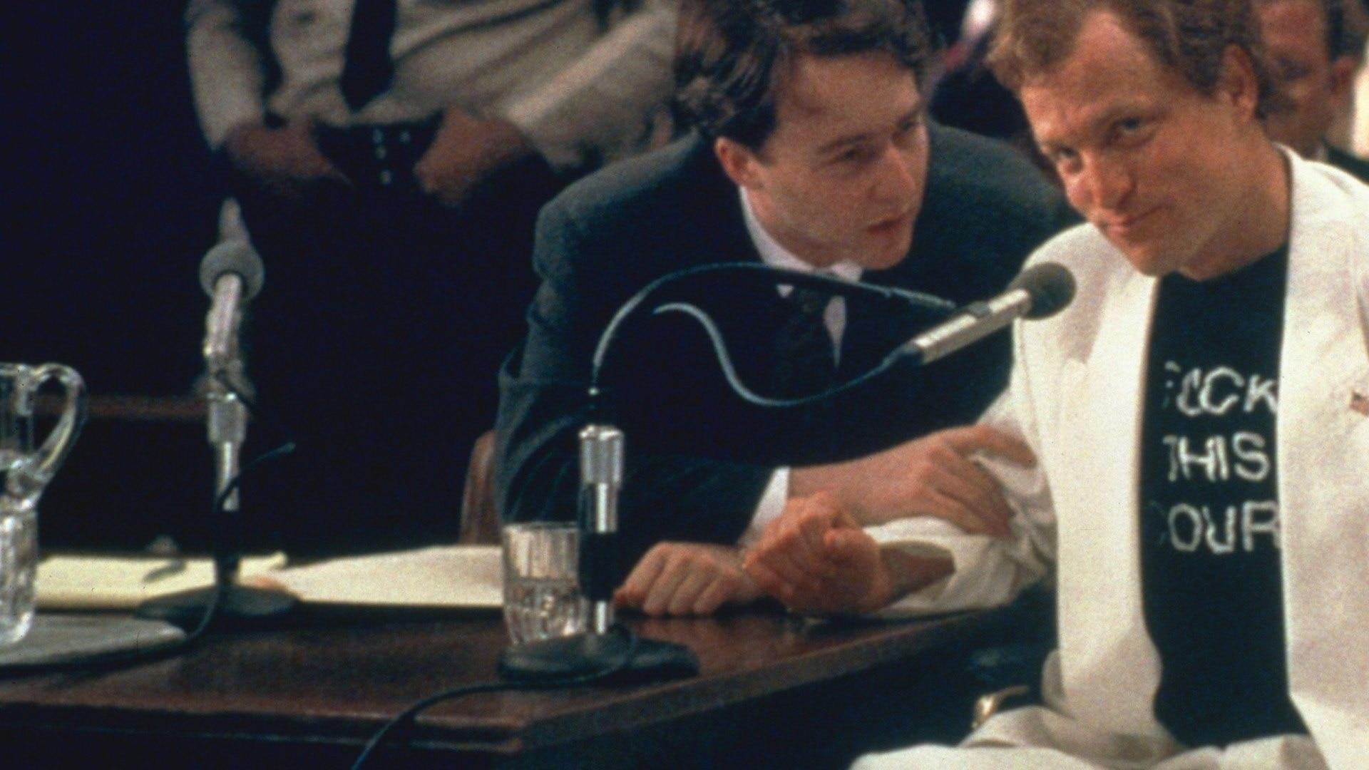 Sky Cinema Due +24 HD Larry Flynt - Oltre lo scandalo