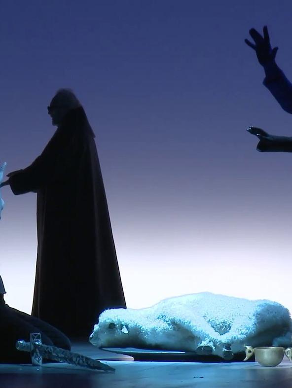 Sipario! - Storie di teatro - 1^TV