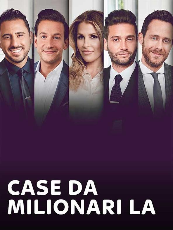 Case da milionari LA - 1^TV