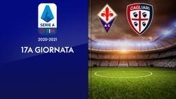 Fiorentina - Cagliari. 17a g.
