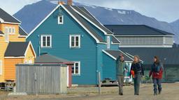 In un villaggio scientifico - Svalbard