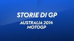 Australia, Phillip Island 2014. MotoGP