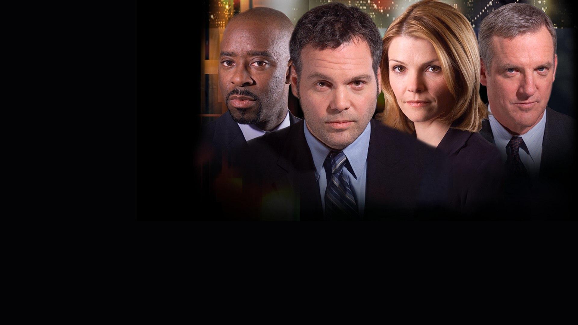 Spike Law & Order: Criminal Intent