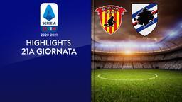 Benevento - Sampdoria