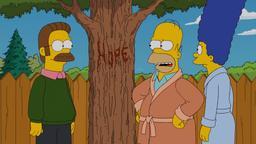 A Springfield cresce un albero