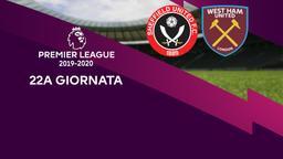 Sheffield United - West Ham United. 22a g.