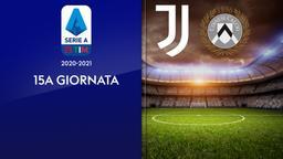 Juventus - Udinese. 15a g.