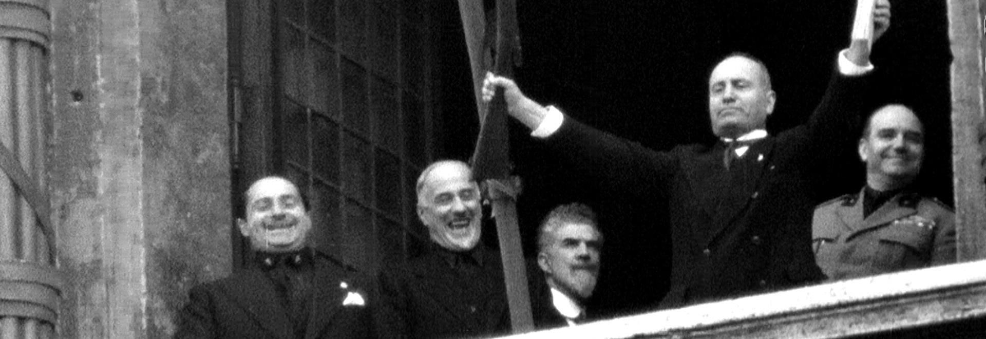 Il primo Mussolini