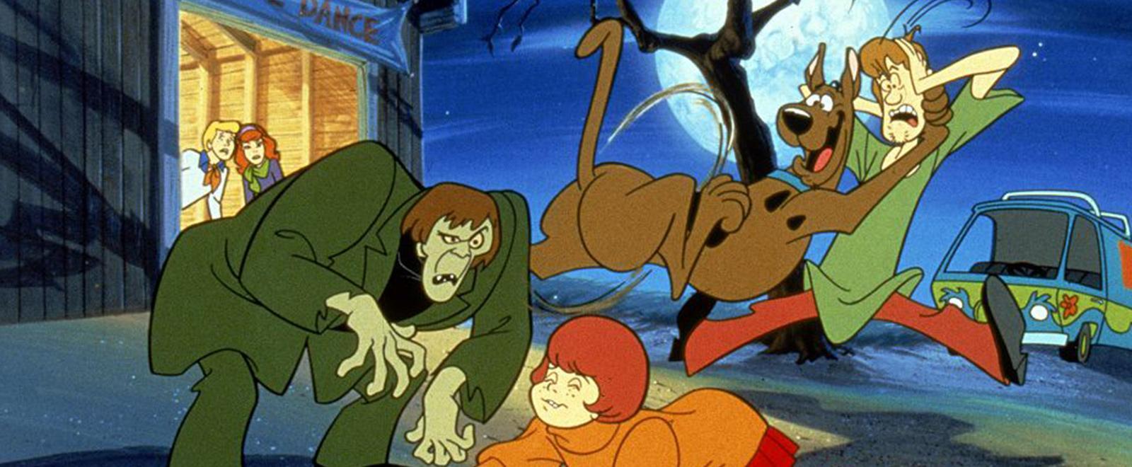 Scooby-Doo e la scuola dei mostri