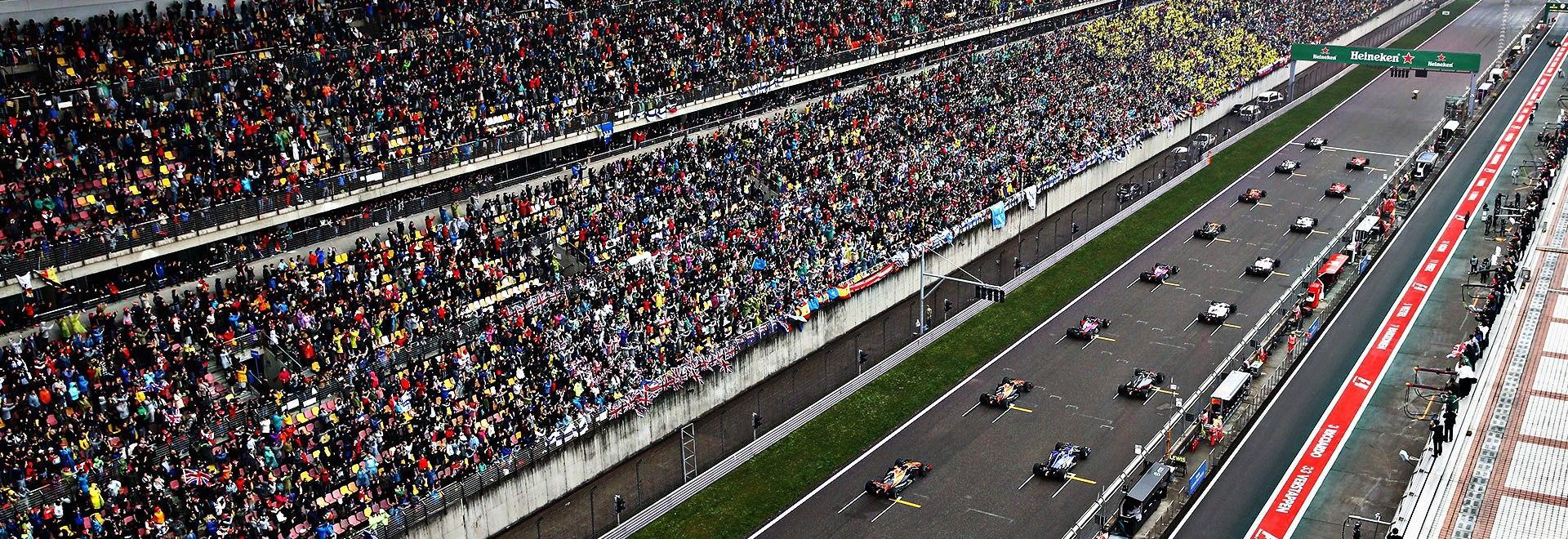 Highlights F1 2020