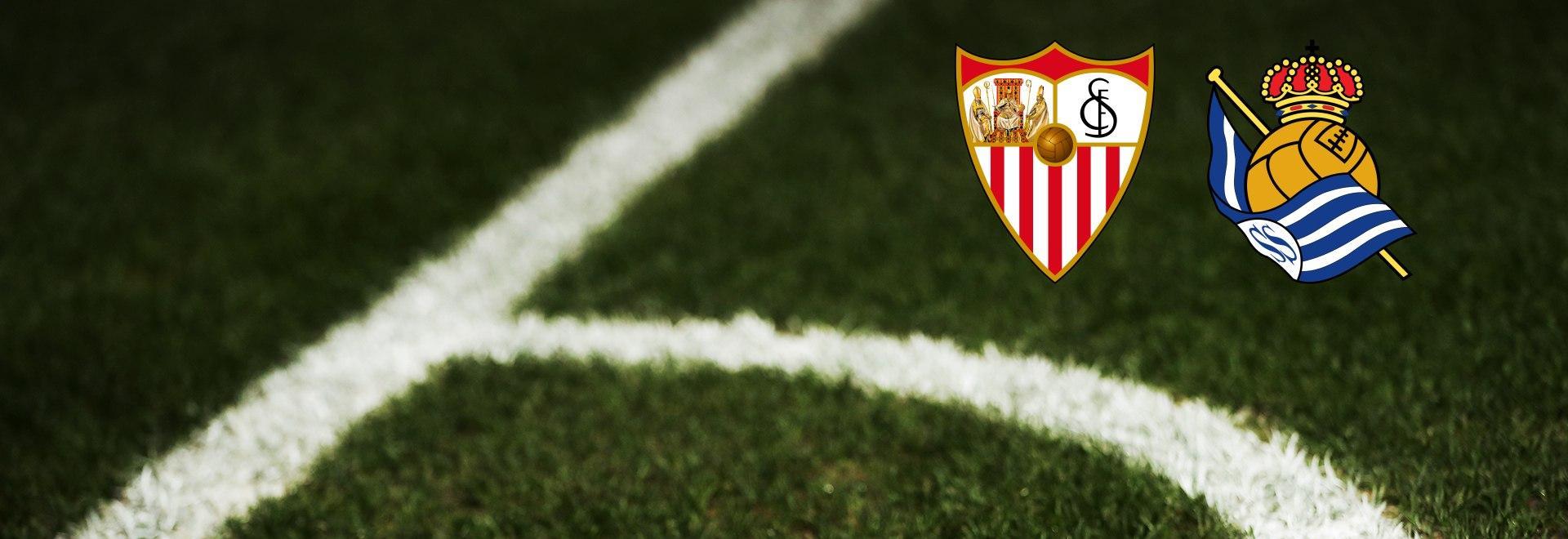 Siviglia - Real Sociedad. 18a g.