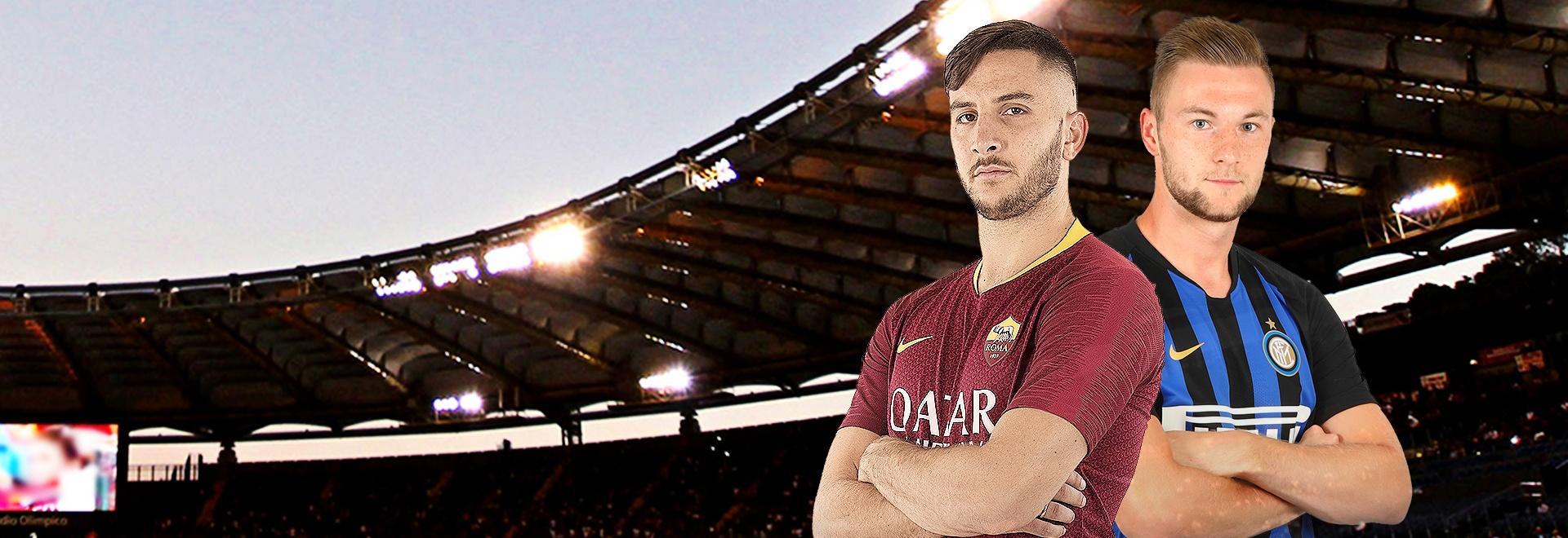 Roma - Inter. 14a g.