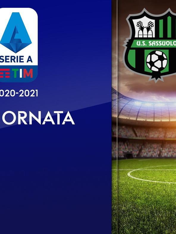 Sassuolo - Inter    (diretta)