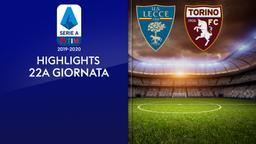 Lecce - Torino