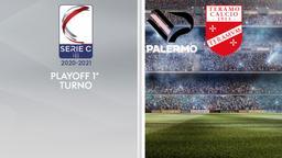 Palermo - Teramo. Playoff 1° turno