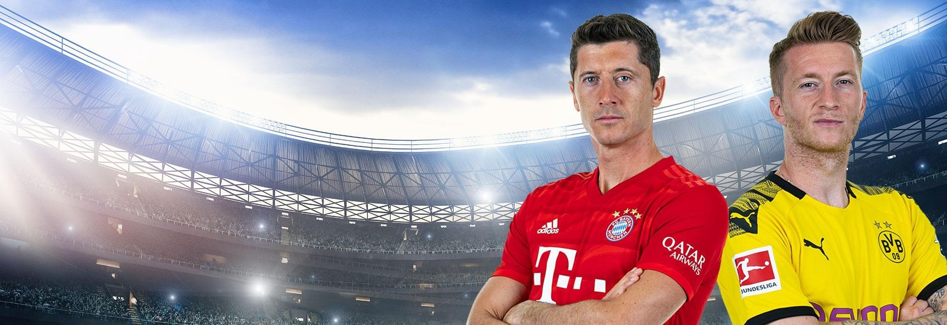 Bayern M. - Borussia D.. 11a g.