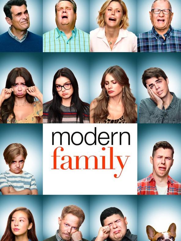 Modern Family - 1^TV