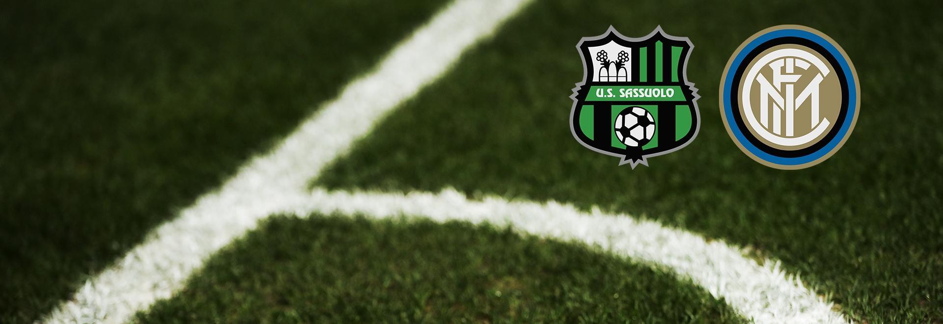 Sassuolo - Inter. 8a g.