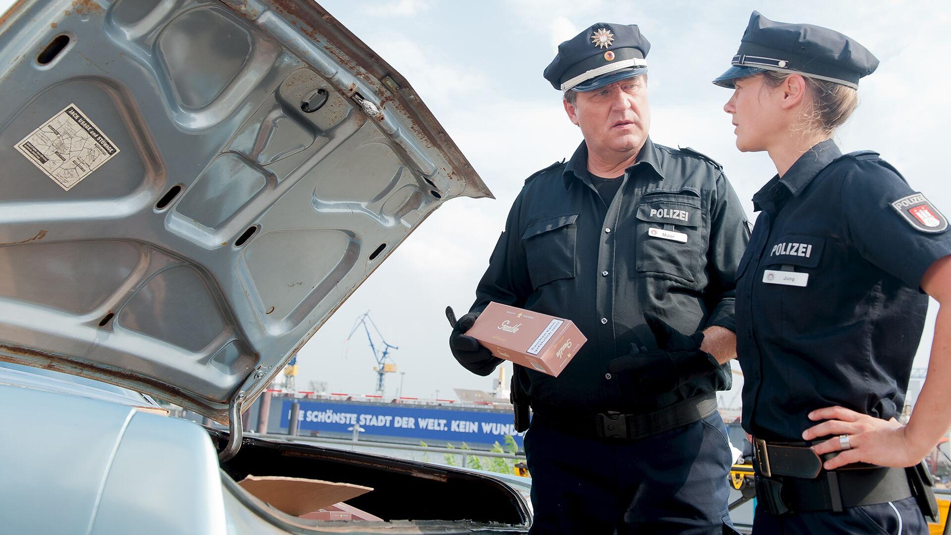 Premium Crime Hamburg Distretto 21