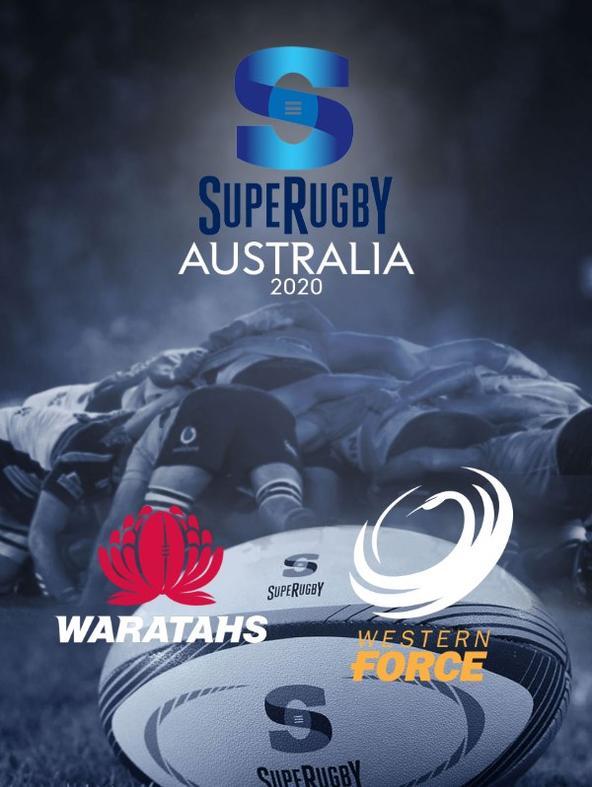 Rugby: Waratahs - Western Force