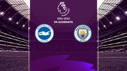 Brighton & Hove Albion - Manchester City