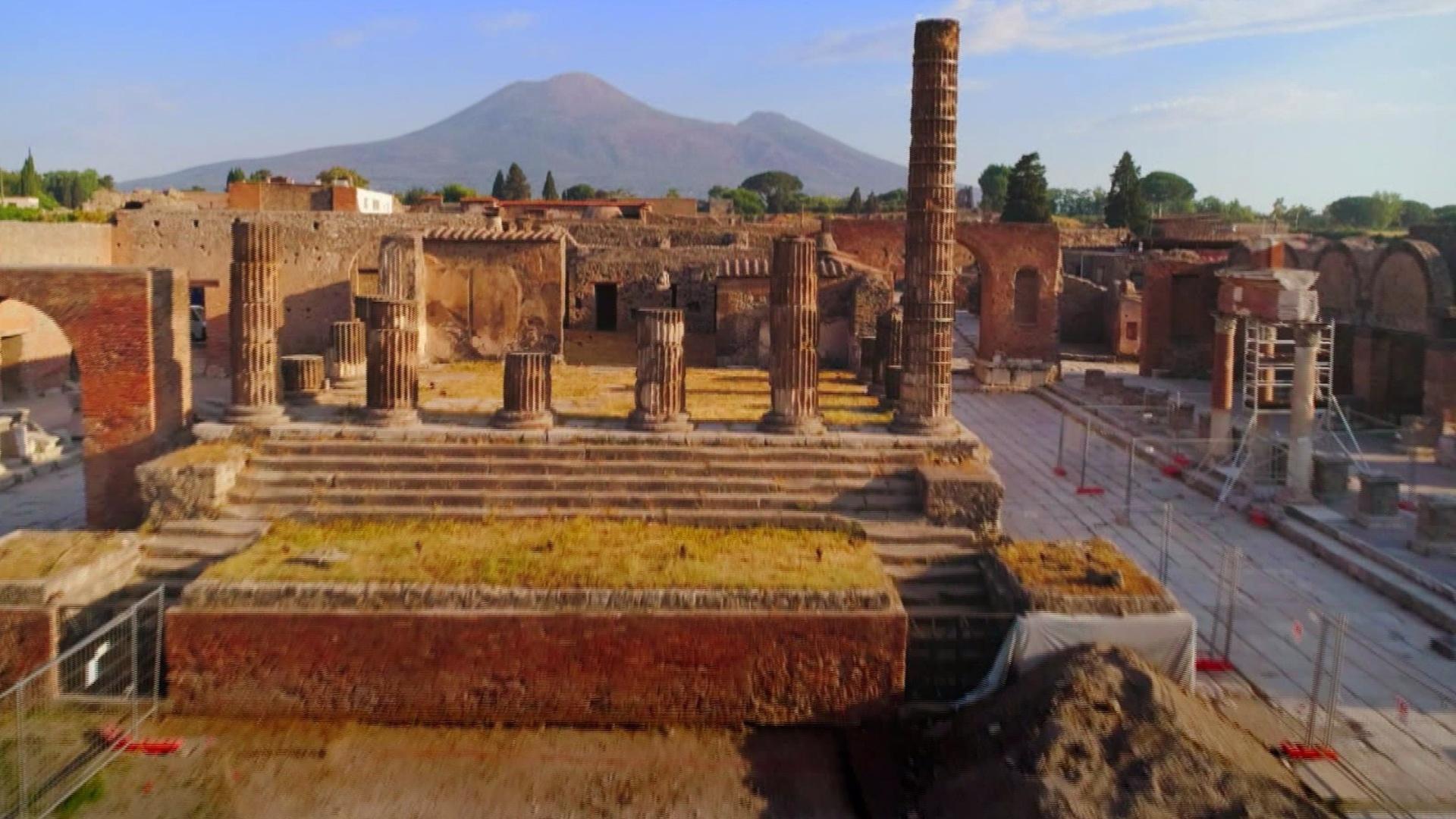Sky Arte HD Pompei - Gli ultimi giorni