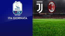 Juventus - Milan. 17a g,