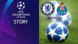 Chelsea - Porto 15/09/09