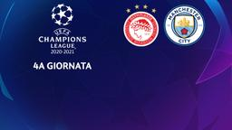 Olympiacos - Manchester City. 4a g.