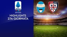 Spal - Cagliari