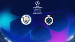 Manchester City - Brugge