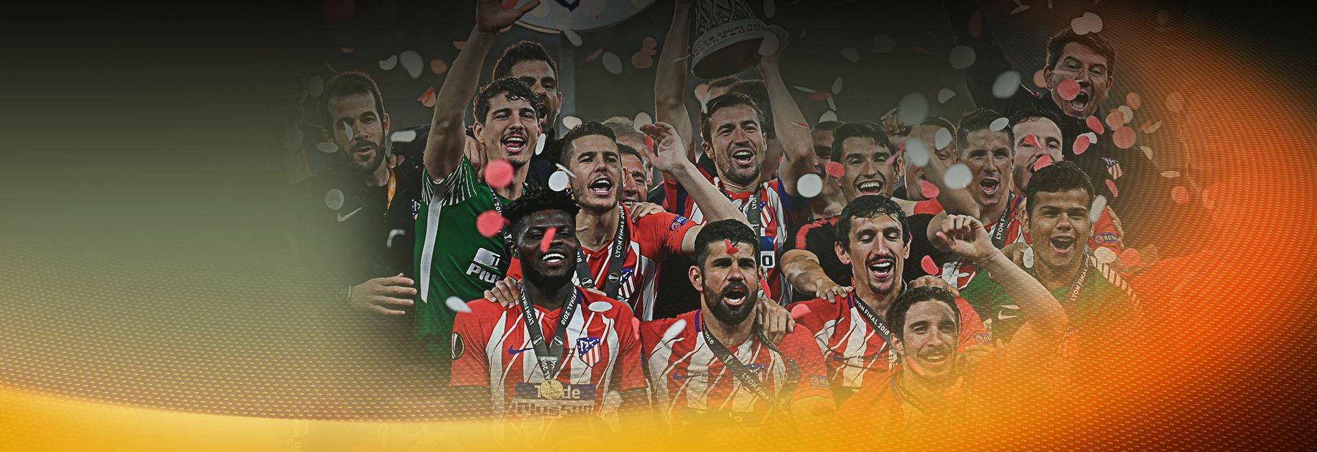 2017/2018: Atletico Madrid