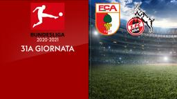 Augsburg - Colonia. 31a g.