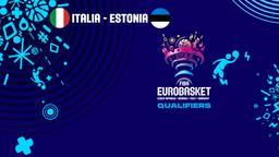 Italia - Estonia