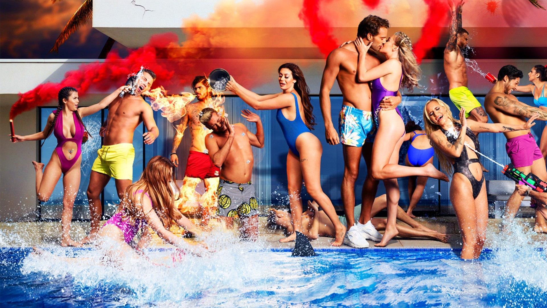 MTV Ex On The Beach: la rivincita degli Ex