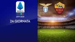 Lazio - Roma. 2a g.