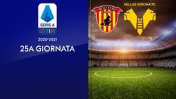 Benevento - Verona. 25a g.