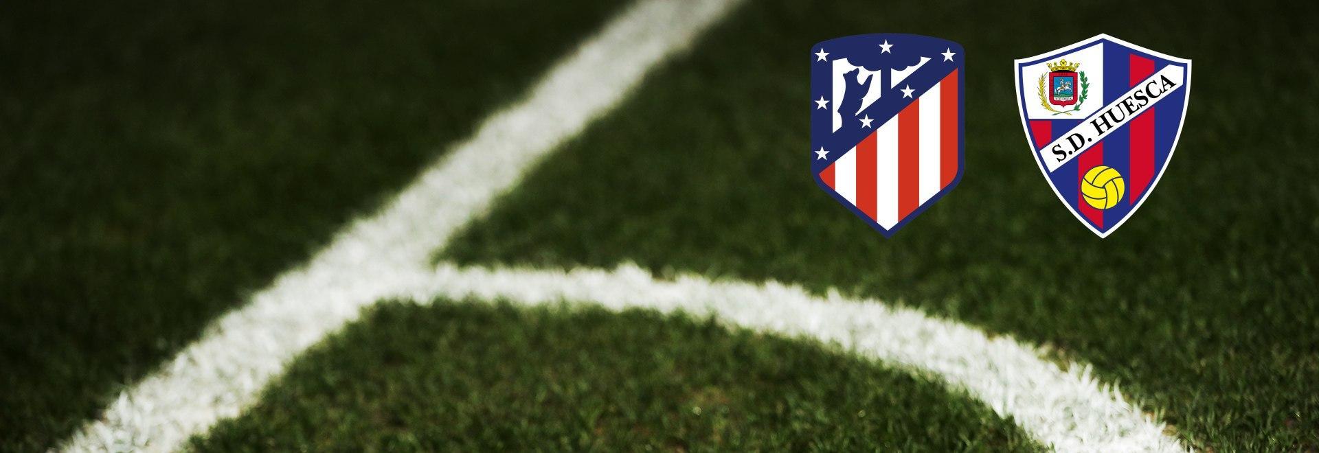 Atletico Madrid - Huesca. 31a g.