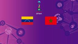Venezuela - Marocco