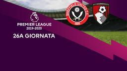 Sheffield United - Bournemouth. 26a g.