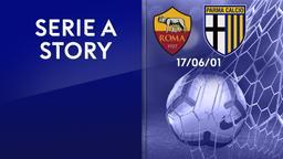 Roma - Parma 17/06/01
