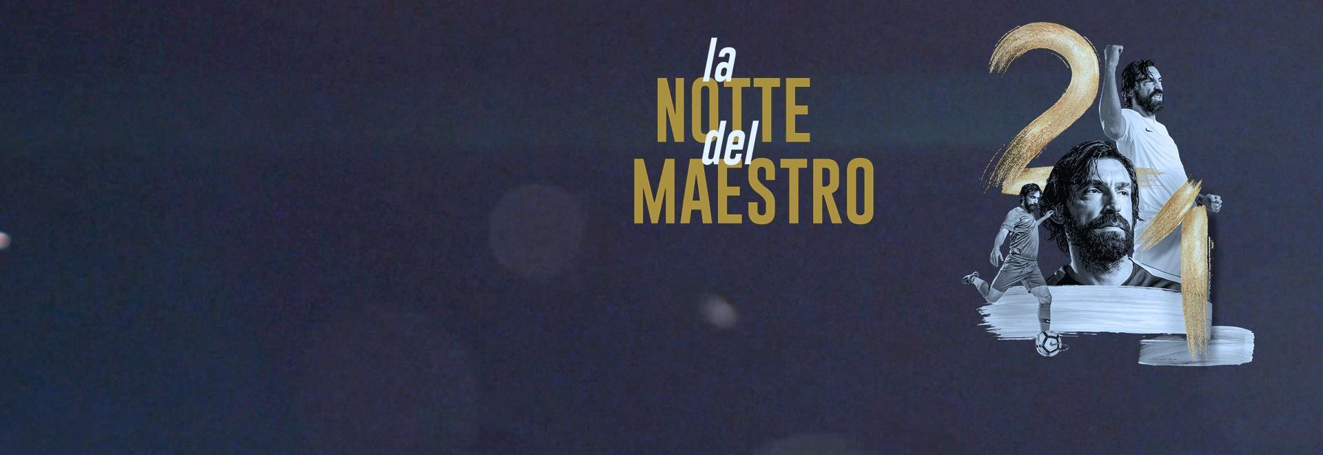 La Notte del Maestro