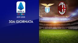 Lazio - Milan. 30a g.