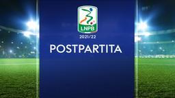 Postpartita Serie B - Stag. 2021 Ep. 5 - 5a g.