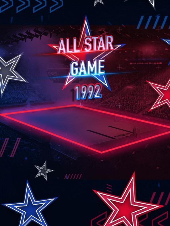 NBA: All Star Game 1992