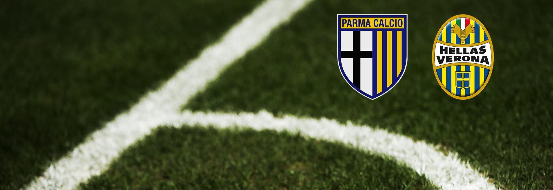 Parma - Verona. 10a g.