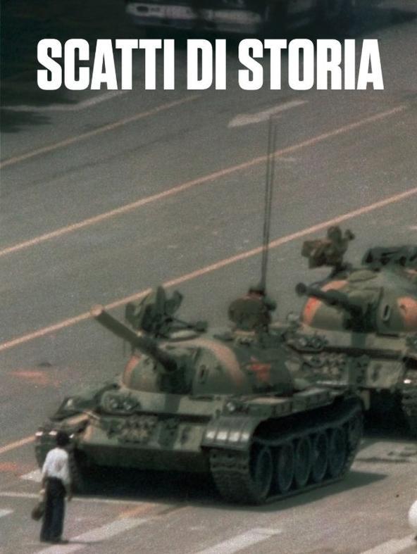 Scatti di storia: 1989, piazza Tienanmen - 1^TV