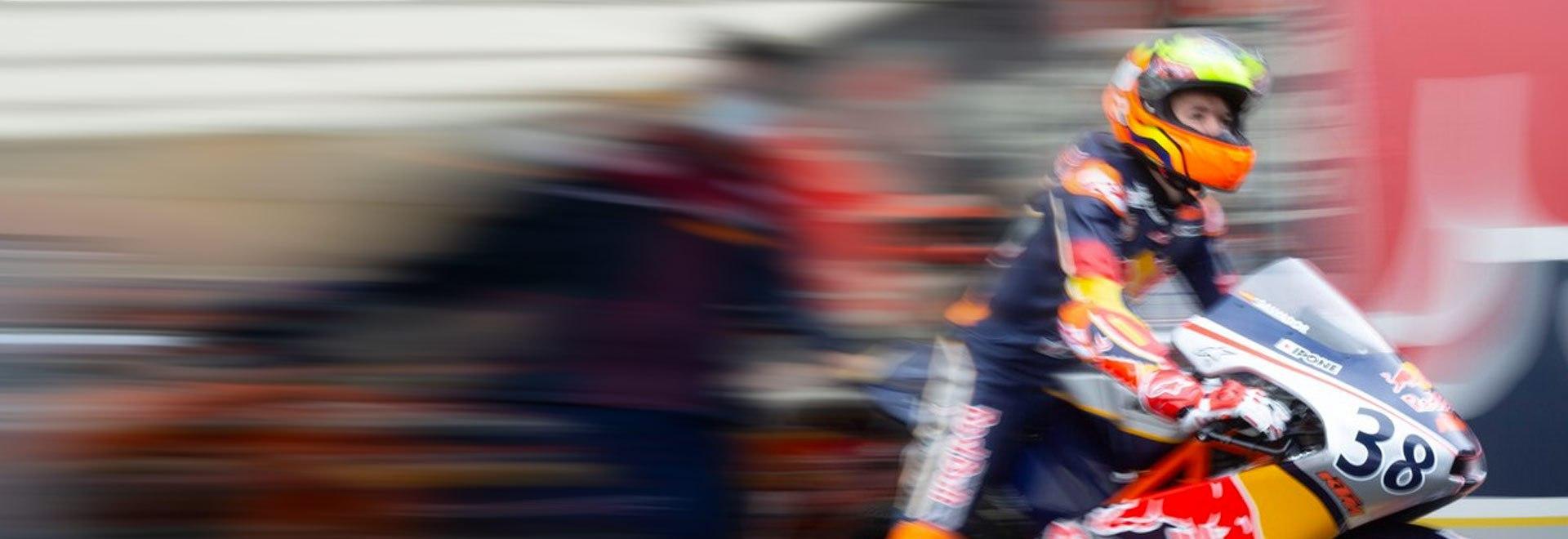 GP Austria. Race 2