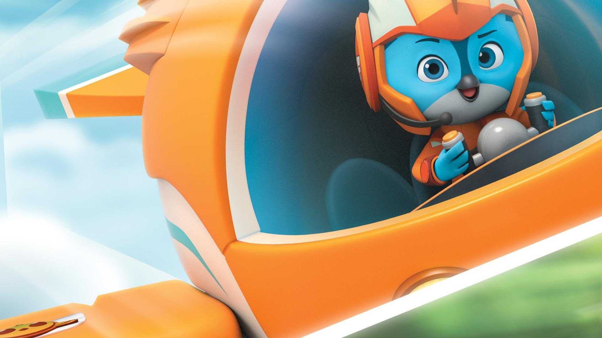 Nick Jr +1 Top Wing
